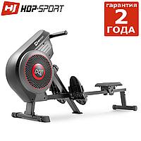 Гребной тренажер аэромагнитный Hop-Sport HS-065AR Talon