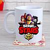 Чашка Brawl stars 4