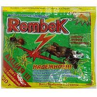 Инсектицид «Рембек» 220 г пшено зеленое (от медведки), оригинал