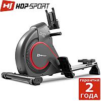 Гребний тренажер Hop-Sport HS-095R Spike Електромагнітний