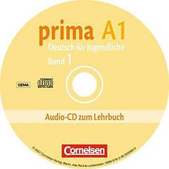 Prima Deutsch fur Jugendliche 1 Audio-CD