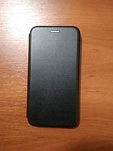 Чехол- книга Premium для iPhone XR  6.1  (черный)