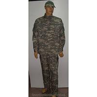 Камуфлированный комплект тип ACU - куртка 10615070, китель 11920370, брюки 11920470, кепка