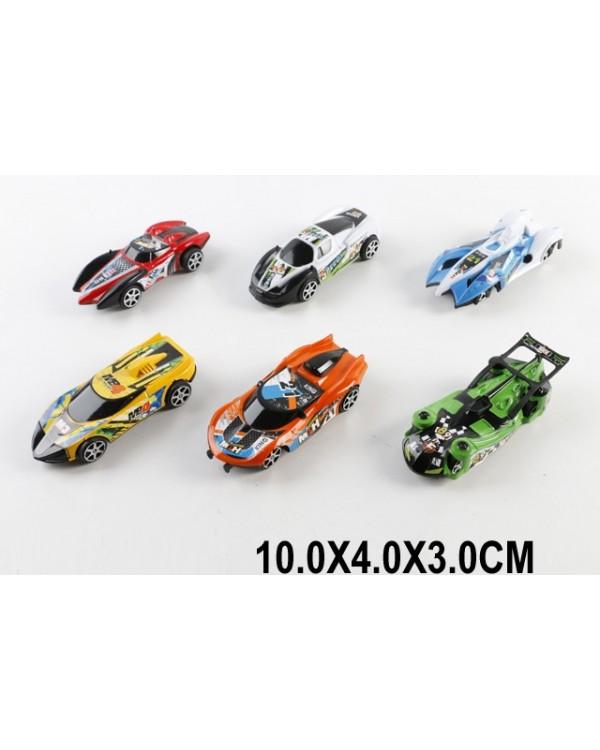 Машина инерц. 198-61 (1516499) микс, в пакете 10*4*3см