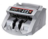 🔝 Счетчик банкнот с УФ и магнитным детектором + выносной экран, UKC 2089, счетная машинка для денег | 🎁%🚚