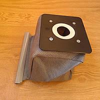 Универсальный многоразовый мешок пылесборник 11x10 см для пылесоса Samsung, LG, Philips, Electrolux, Gorenje
