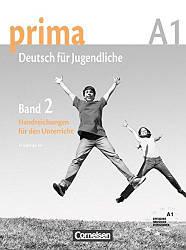 Prima Deutsch fur Jugendliche 2 Handreichungen fur den Unterricht