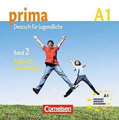 Prima Deutsch fur Jugendliche 2 Audio-CD