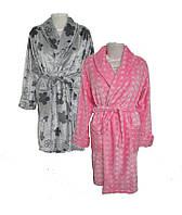 Халат женский махровый  короткий,женская одежда от производителя,полтавский трикотаж,интернет магазин,велсофт