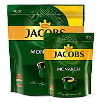 Набір Jacobs Monarch 400+120 (520 г) кава розчинна