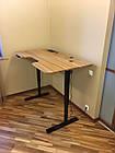 Стол с регулировкой высоты TehnoTable  wood, фото 6