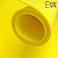 IZOLON EVA 02 Y1021 жёлтый 150х100 см