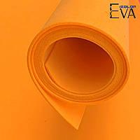 IZOLON EVA 02 O2004 оранжевый 150х100 см