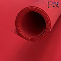 IZOLON EVA 02 R3003 ярко- красный 150х100 см