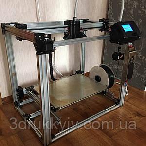 3d принтер з кінематикою Core XY