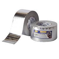 HPX ALU/ARM - 75мм x 50м - армированная стеклосеткой  алюминиевая клейкая лента  (алюминиевый скотч)
