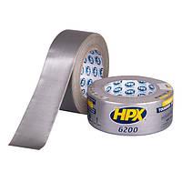 HPX 6200 - 48мм x 25м - серебристая армированная ремонтная лента