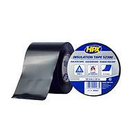 Широкая изоляционная лента HPX 52300 - 50мм x 20м - толщина 0,12мм - черная, фото 1
