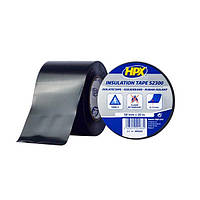Широкая изоляционная лента HPX 52300 - 50мм x 20м - толщина 0,12мм - черная