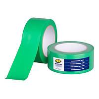 Lane Marking Tape HPX - зеленая, 50мм х 33м - самоклеющаяся лента (скотч) для маркировки пола