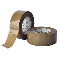 Упаковочная клейкая лента (скотч) HPX 45 микрон - усиленная - 48мм x 66м - коричневая