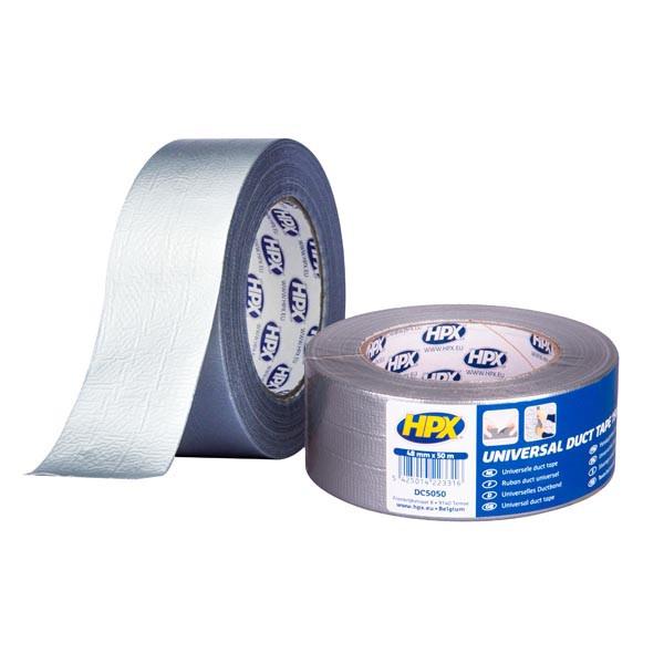 HPX Universal - армированная клейкая лента, сантехнический скотч - 48мм х 50м