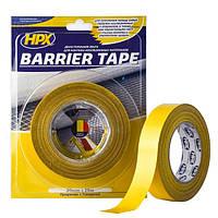 BARRIER TAPE - 30мм х 25м - для паро- и гидро- барьеров, прозрачная двусторонняя клейкая лента (скотч) HPX
