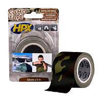 HPX CAMO - 48мм х 5м - камуфляжная армированная ремонтная лента, фото 1