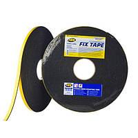 UNIFIX Black - толстая - 3мм монтажная лента (скотч) для моментальной фиксации - черная