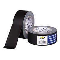 HPX GAFFER TAPE - 50мм х 25м, черный матовый тейп для театра, кино и телестудий