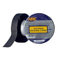 Высокотемпературная изоляционная лента HPX на тканевой основе - вискоза 19мм x 25м