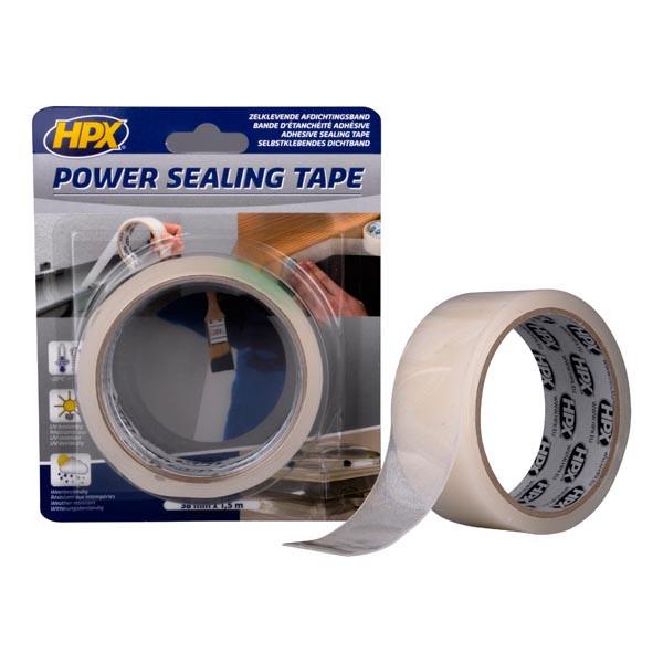 POWER SEALING TAPE - герметизирующая лента для швов и неровных поверхностей - 38мм x 2м