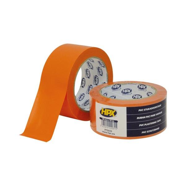 Малярная ПВХ лента HPX - 50мм х 33м - для штукатурки и бетона