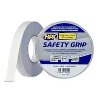 HPX SAFETY GRIP - самоклеющаяся лента против скольжения, прозрачная - 25мм х 18м
