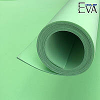 IZOLON EVA 02 M6027 светло-зелёный 150х100 см