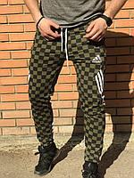 Спортивные штаны ADIDAS {M}