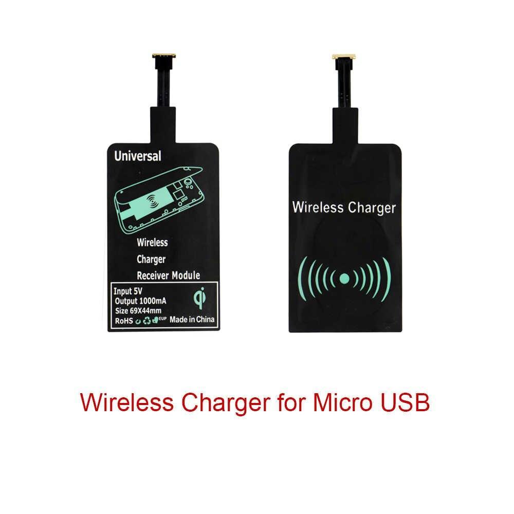 Приймач для бездротової зарядки micro ANDOID QI Fantasy