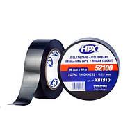 Автомобильная изоляционная лента HPX 52100 - VDE-стандарт 19мм x 10м - черная