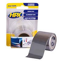ALU TAPE  - алюминиевая клейкая лента (скотч) HPX для ремонта глушителей