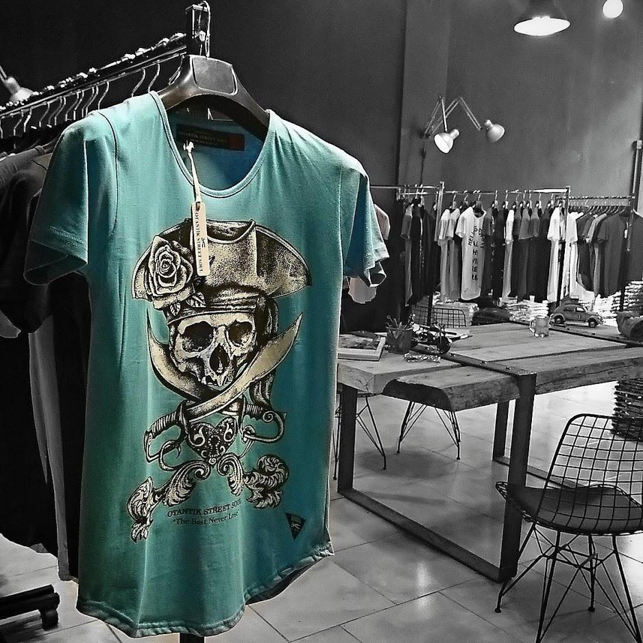 Мужская футболка OTANIK STREET {S}