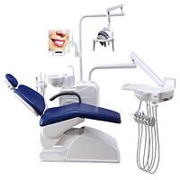 Стоматологическая установка Anya  AY-A1000 нижняя подача инструментов.