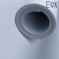 IZOLON EVA 02 S9006 серебро 150х100 см