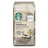 Кофе Starbucks Vanilla молотый 311г аромат ванили