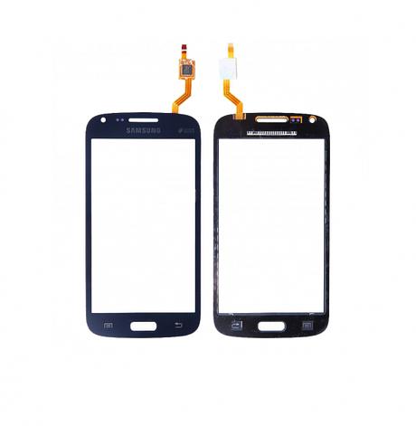 Сенсор (Touch screen) Samsung i8262/  i8260 синий оригинал, фото 2