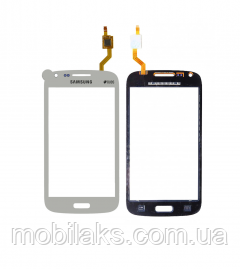 Сенсор (Touch screen) Samsung i8262/  i8260 белый, фото 2