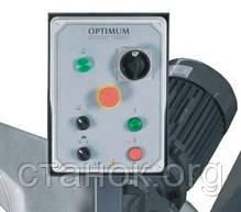 OPTIsaw S 350 DG ленточнопильный станок по металлу верстат ленчтоная пила оптимум с 350 дг Optimum, фото 2