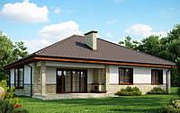 Проект дома uskd-103, фото 1