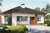 Проект дома uskd-104, фото 1