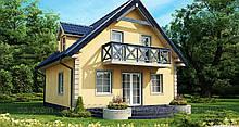 Проект дома uskd-105