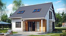 Проект дома uskd-106
